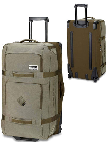 DAKINE SPLIT ROLLER 110L TRAVEL BAG - OLIVE - 2020 - Boardwise