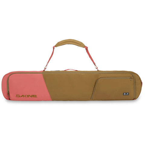 DAKINE TOUR SNOWBOARD BAG - DARK OLIVE DARK ROSE - 2021