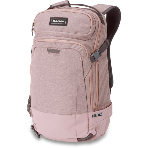 DAKINE WOMENS HELI PRO PACK 20L BACKPACK - WOODROSE - 2020 - Boardwise