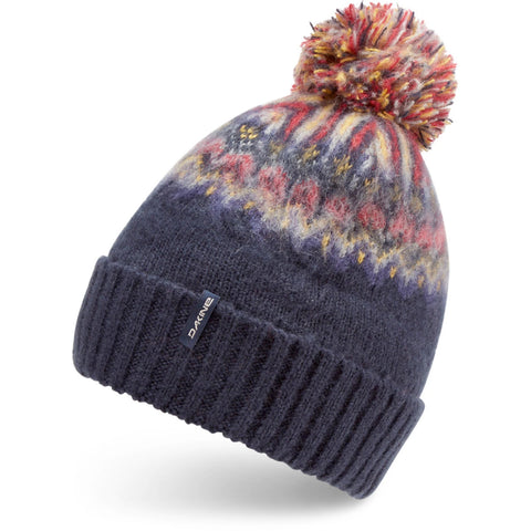 DAKINE WOMENS MARGARET POM BEANIE - NIGHT SKY - 2021