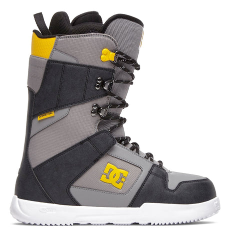 DC PHASE SNOWBOARD BOOTS - FROST GREY - 2021