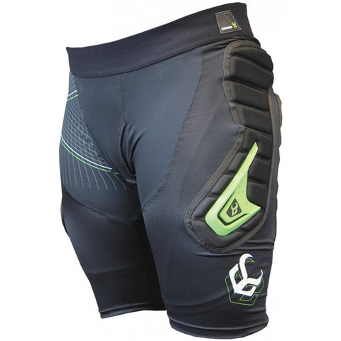 DEMON FLEXFORCE X D3O IMPACT SHORTS - 2018