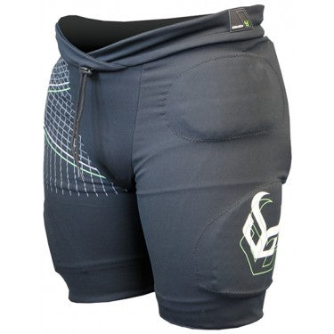 DEMON FLEXFORCE PRO V2 IMPACT SHORTS - 2020 - Boardwise