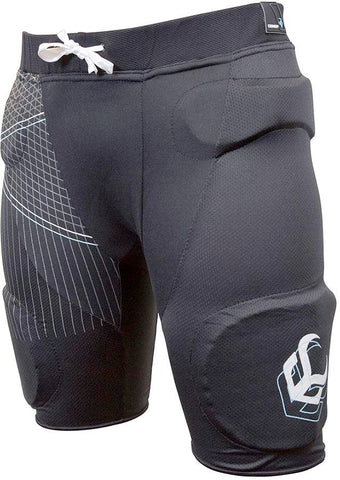 DEMON WOMENS FLEXFORCE PRO V2 IMPACT SHORTS - 2021