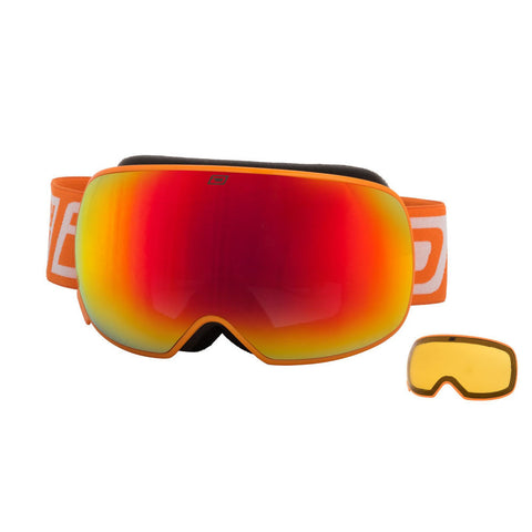 DIRTY DOG MUTANT 2.0 SNOWBOARD GOGGLES - 2017 - Boardwise