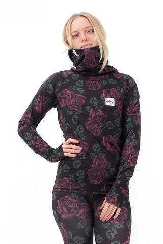 EIVY ICECOLD GAITER THERMAL TOP - ORCHARD - 2019 - Boardwise