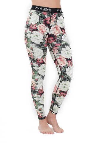 EIVY ICECOLD THERMAL BASELAYER PANT - AUTUMN BLOOM - 2019