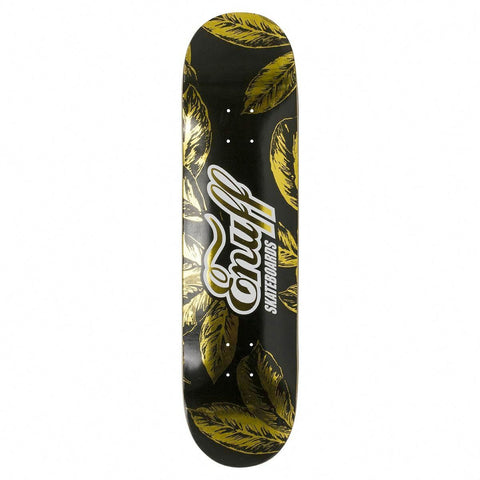 ENUFF GOLD LEAF - SKATEBOARD DECK