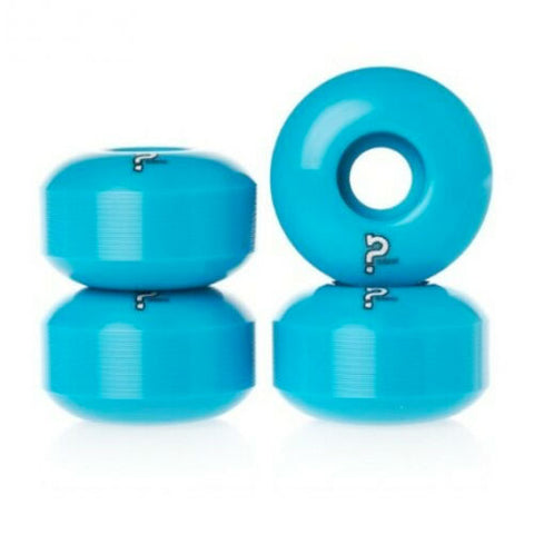 ENUFF REFRESHER 55MM - BLUE - SKATEBOARD WHEELS