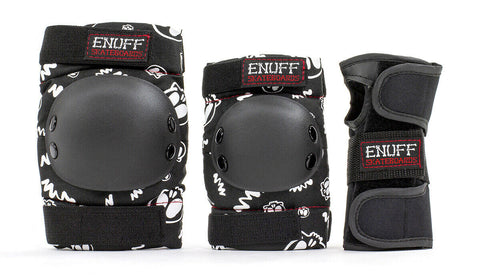 ENUFF SKULLS JUNIOR RAMP PAD SET