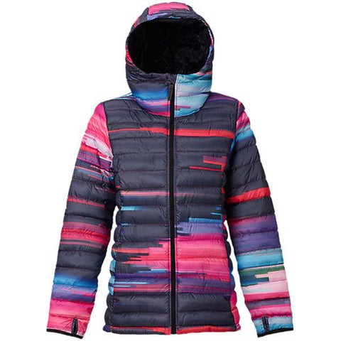 BURTON WOMENS EVERGREEN HOODED SYNTHETIC INSULATOR JACKET - 2017 - Boardwise