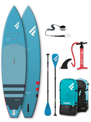 "Fanatic Ray Air 11'6"" Stand Up Paddleboard Package - 2020"