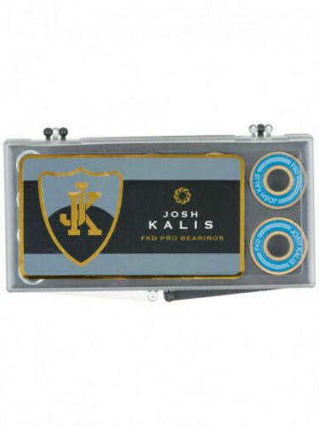 FKD KALIS PRO GOLD SKATEBOARD BEARINGS