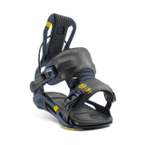 FLOW FENIX FUSION SNOWBOARD BINDINGS - MIDNIGHT - 2020 - Boardwise