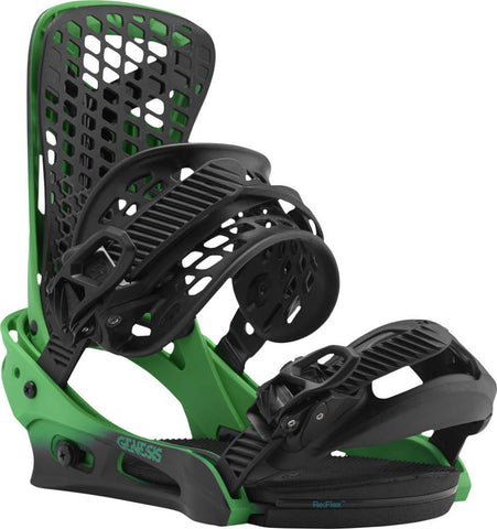 BURTON GENESIS Re:Flex SNOWBOARD BINDINGS - 2017 - Boardwise