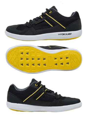 Gul Aqua Grip Hydro Water Shoes Black Yellow