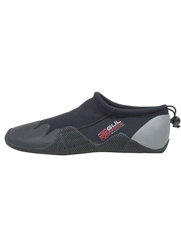 2017 Gul Juniorl 3 MM Power Slipper Black Grey