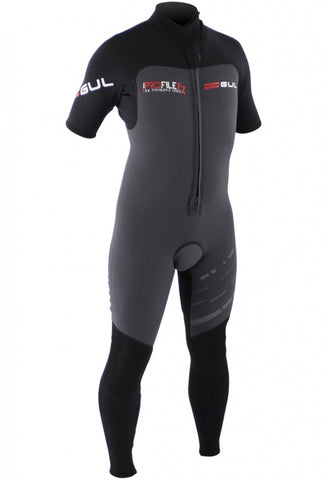 2013 Gul Profile Front Zip 3 X 2 Wetsuit