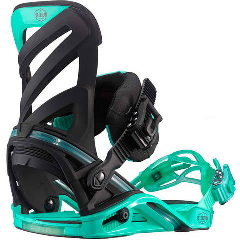 SALOMON HOLOGRAM SNOWBOARD BINDINGS - 2016 - Boardwise
