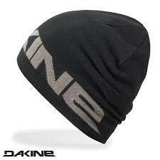DAKINE 2-WAY BEANIE - BLACK CHARCOAL - Boardwise