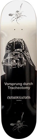 INSANE EMPORIUM VORSPRUNG DURCH TRACHEOTOMY - SKATEBOARD DECK