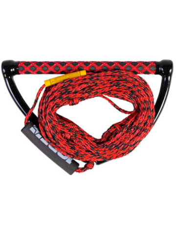 2020 Jobe Prime Wakeboard Combo Rope & Handle Red
