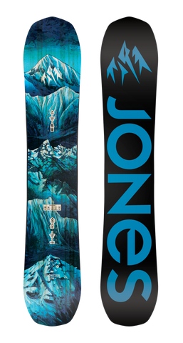 JONES FRONTIER SNOWBOARD - 2020 - Boardwise