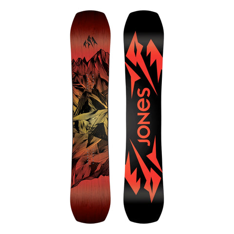 JONES MOUNTAIN TWIN SNOWBOARD - 2021