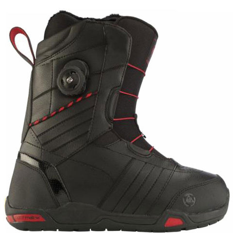 K2 NEW BLACK SNOWBOARD BOOTS - 2012 - Boardwise