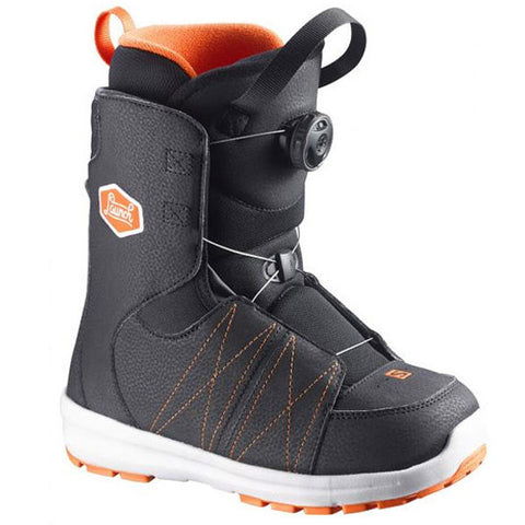 SALOMON JR LAUNCH BOA SNOWBOARD BOOTS - Boardwise