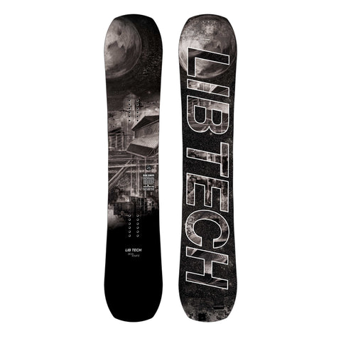 LIB TECH BOX KNIFE C3 WIDE SNOWBOARD - 2019