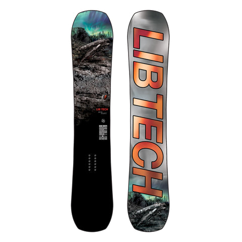 LIB TECH BOX KNIFE SNOWBOARD - 2020 - Boardwise