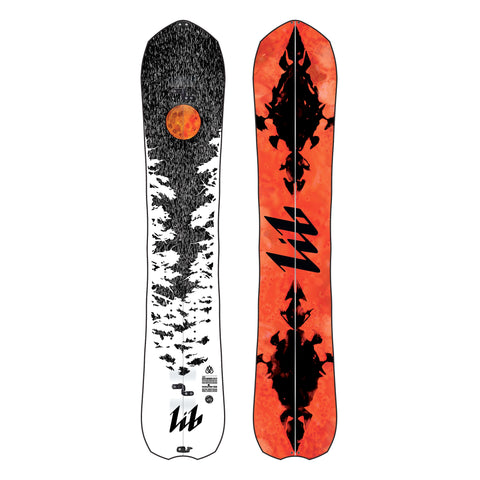 LIB TECH T.RICE GOLD MEMBER SPLIT SNOWBOARD - 2020 - Boardwise