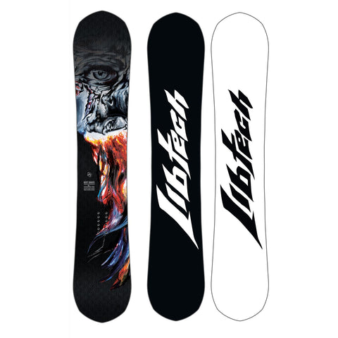LIB TECH HOT KNIFE C3 SNOWBOARD - 2019 - Boardwise