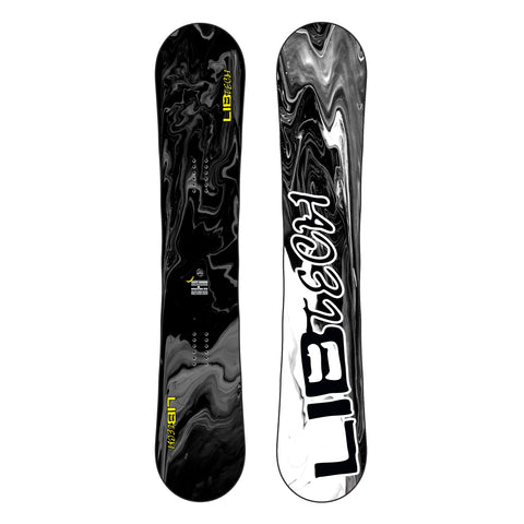 LIB TECH SKATE BANANA WIDE SNOWBOARD - 2021