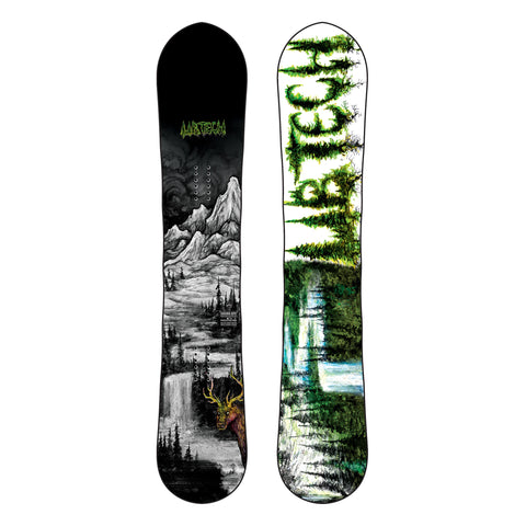 LIB TECH SKUNK APE WIDE SNOWBOARD - 2020 - Boardwise