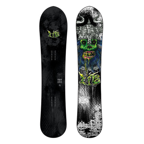 LIB TECH STUMP APE WIDE SNOWBOARD - 2020 - Boardwise