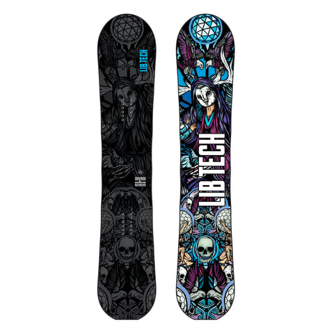 LIB TECH TERRAIN WRECKER WIDE SNOWBOARD - 2021