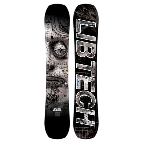 LIB TECH BOX KNIFE C3 SNOWBOARD - 2018