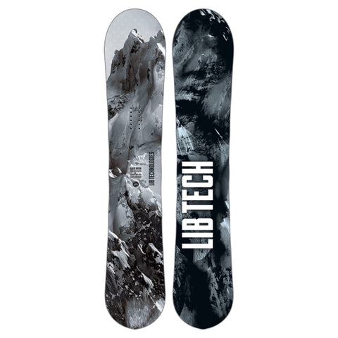 LIB TECH COLD BREW C2 SNOWBOARD - 2018