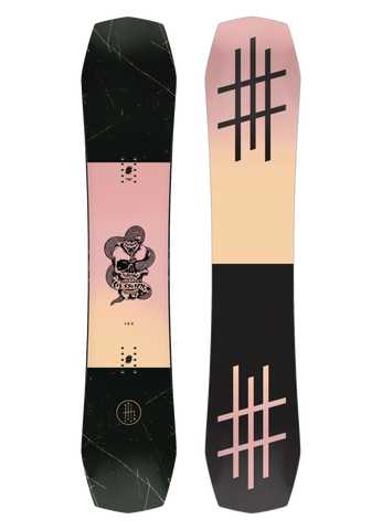 LOBSTER SHIFTER SNOWBOARD - 2020 GRAPHICS