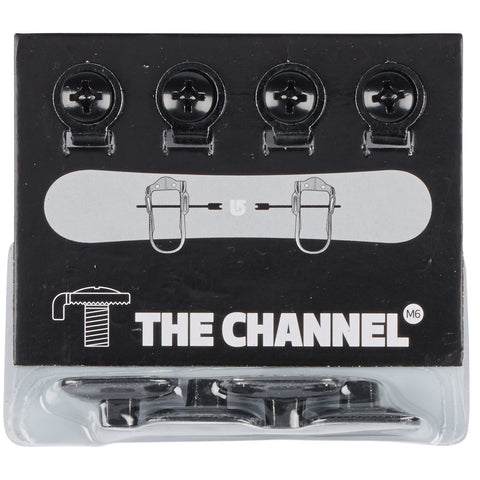 BURTON M6 CHANNEL REPLACEMENT HARDWARE - Boardwise