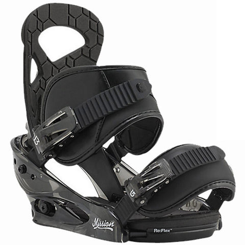 BURTON MISSION SMALLS SNOWBOARD BINDINGS - 2016 - Boardwise