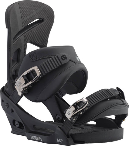 BURTON MISSION EST SNOWBOARD BINDINGS - 2017 - Boardwise
