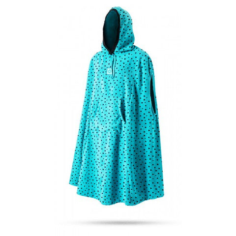 2017 Mystic Drying Hooded Poncho Mint