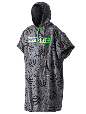 Mystic Watermelon Kids Drying Hooded Poncho
