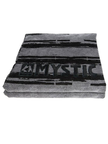 2018 Mystic Quick Dry Towel Grey