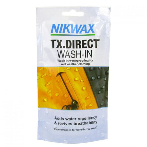 NIKWASH TX DIRECT WASH IN 100ML POUCH