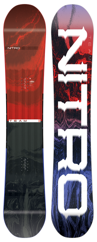 NITRO TEAM GULLWING SNOWBOARD - 2019 - Boardwise