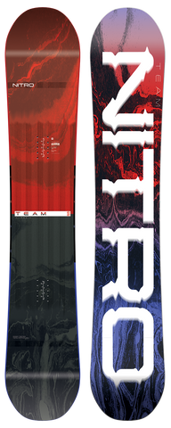 NITRO TEAM WIDE SNOWBOARD - 2019